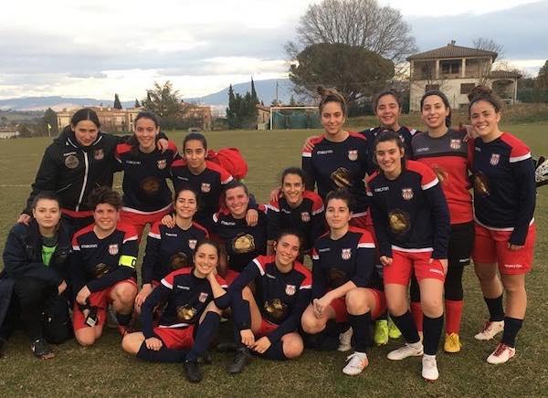 Dopo la vittoria rosa di lunedì, l'Orvieto FC scende di nuovo in campo