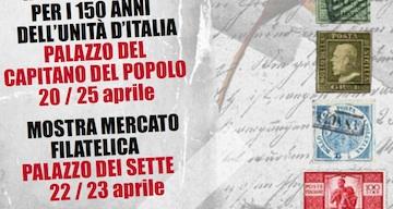"""""""Quel magnifico biennio"""". Si apre a Orvieto la mostra mercato di Filatelia Internazionale a cura di ORVIETOFIL"""