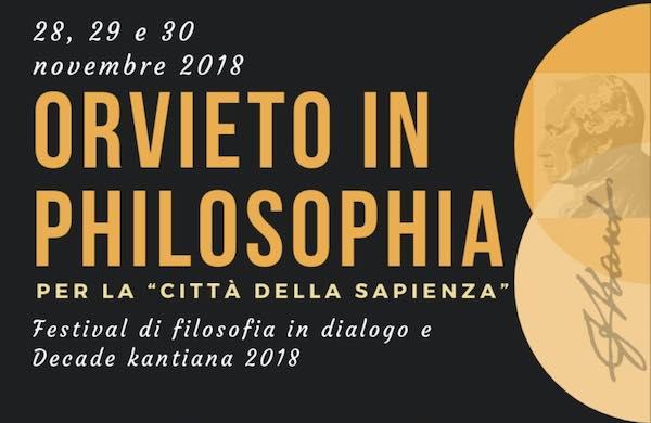 """Contaminazioni jazz a """"Orvieto in Philosophia"""". Anche Givone per parlare di bellezza"""
