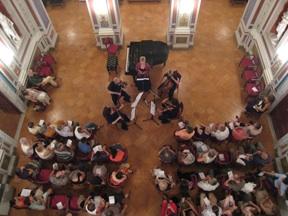 Proseguono i concerti di Orvieto Musica. Martedì al Mancinelli, giovedì al Museo Greco