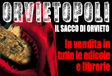"""In libreria """"Orvietopoli"""": sessant�anni di potere orvietano ricostruiti da Claudio Lattanzi in un libro-inchiesta con rivelazioni inedite e clamorose"""