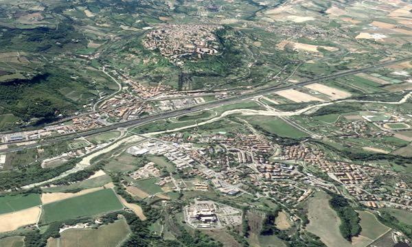 """""""Orvieto Scalo: periferia o cerniera tra città e campagna, rupe e fiume?"""""""