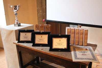 Al Palazzo dei Sette quinta edizione per il Premio Orvieto Sport