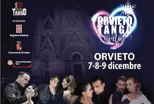 """""""Orvieto Tango Winter"""". Altri tre giorni a passo di milonga sulla Rupe"""
