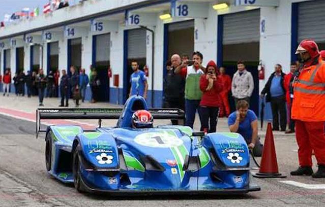Nuovo team ufficiale Osella, a Fattorini la guida della PA30 V8 Zytek Evo