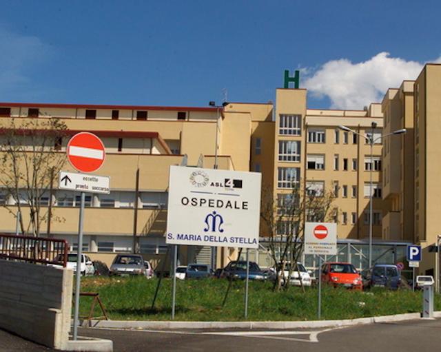 Online la raccolta fondi per sostenere l'Ospedale di Orvieto