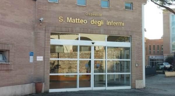 Cure domiciliari, pazienti anche da Orvieto all'Ospedale di Spoleto