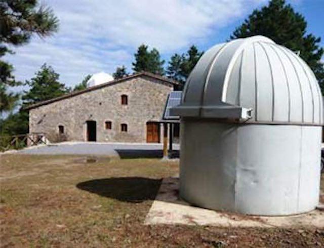 """""""Per un pugno di stelle"""" all'Osservatorio Astronomico Monte Rufeno"""