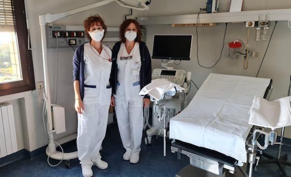 Percorsi rimodulati ed aree dedicate, ad ottobre hanno partorito 10 donne positive al Covid