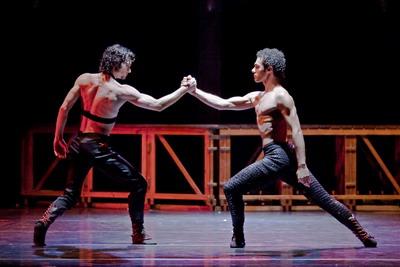 """Al Mancinelli un tragico triangolo amoroso. Domenica 28 marzo in scena l'""""Otello"""" del Balletto di Roma"""