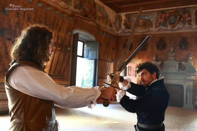 """""""Otello"""" itinerante al Castello di Torre Alfina. Controtempo Theatre omaggia Shakespeare"""