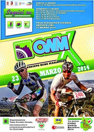 Orvieto Wine Marathon: Paez e Longo in griglia. Domenica i due alfieri del Team Tx Active-Bianchi tra i protagonisti
