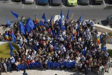 Conclusa la Marcia della pace a Gerusalemme. Prossimo appuntamento da Perugia ad Assisi il 16 maggio