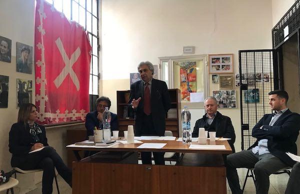 """Corteo Storico, bene della città. L'Associazione """"Lea Pacini"""" incontra i candidati"""