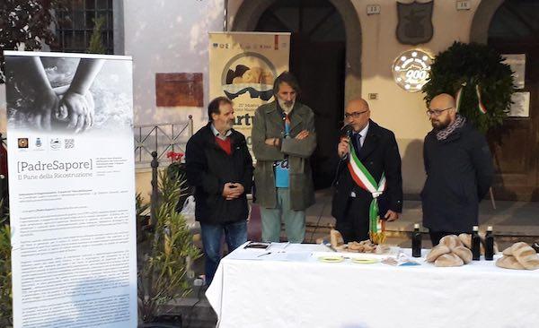 La Mostra Mercato del Tartufo premia Mario Iacomini e Giuseppe Verrecchia