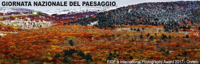 Giornata del Paesaggio, Orvieto aderisce con gli scatti della fotografa Valentina Galvagno