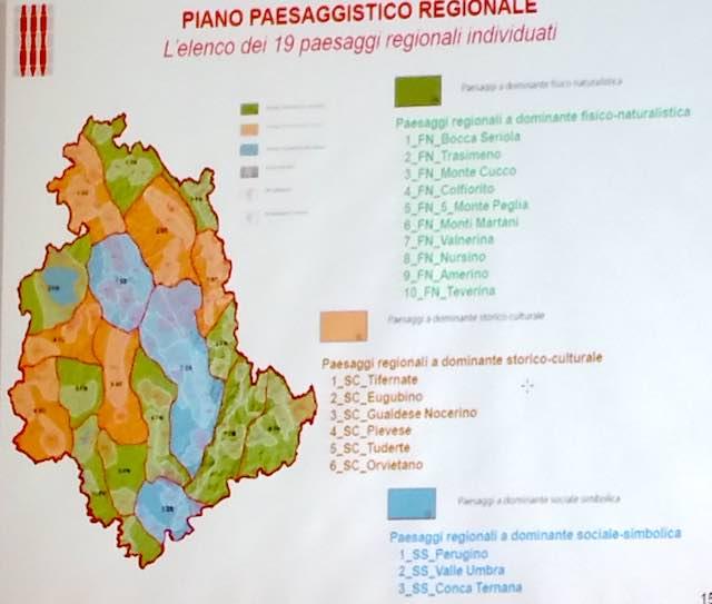 In Umbria gli architetti protagonisti nella tutela e trasformazione del paesaggio