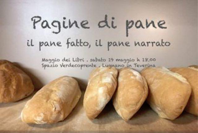 """Fame di cultura, arriva """"Pagine di pane"""" per """"Il Maggio dei Libri"""""""