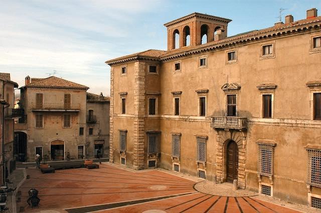 Nuova vita per Palazzo Cesi. Approvato il progetto per un Centro Esperienziale