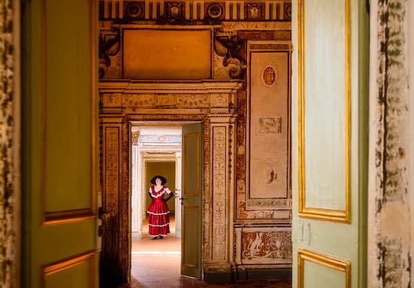 A Palazzo Fargna e al Teatro degli Avvaloranti, sulle orme di Marietta Piccolomini