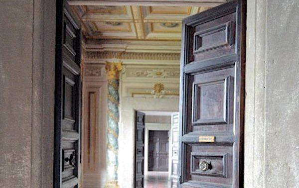 """Per """"I Venerdì di Palazzo Orsini"""", conferenza sulla sua decorazione pittorica"""