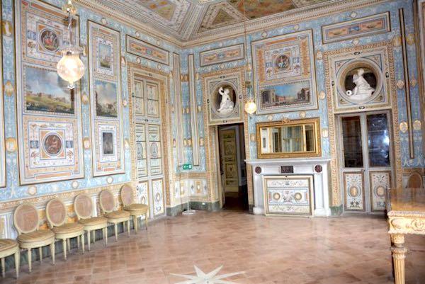 Villa Altieri, siglato l'accordo di valorizzazione per palazzo e parco