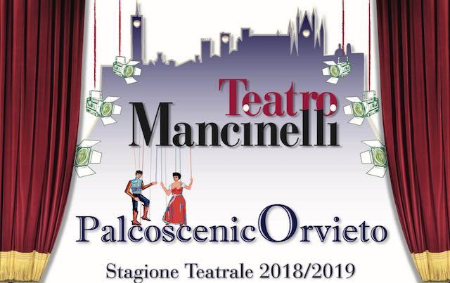 Tutti gli appuntamenti della Stagione Teatrale 2018/2019