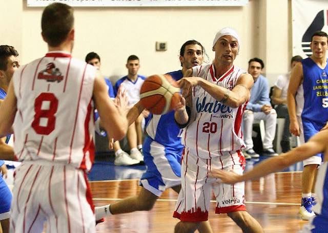 Vetrya Orvieto Basket a Viterbo per la prima di campionato