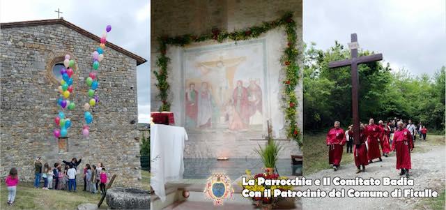 Si rinnova la Festa della Badia di San Nicolò al Monte Orvietano