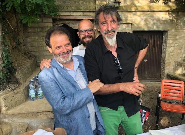 """Premio a Mario Iacomini e Giuseppe Verrecchia per """"PadreSapore. Il Pane della Ricostruzione"""""""