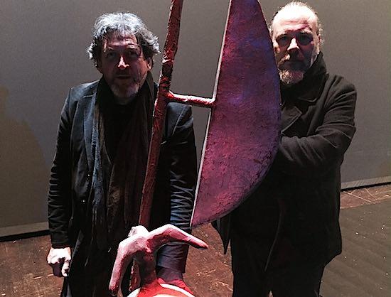 """Al Mancinelli il racconto moderno dell'Iliade si fa """"Concerto per Odysseo"""""""