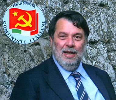 Paolo Egidi, candidato al Consiglio Comunale di Orvieto per Carlo Tonelli Sindaco