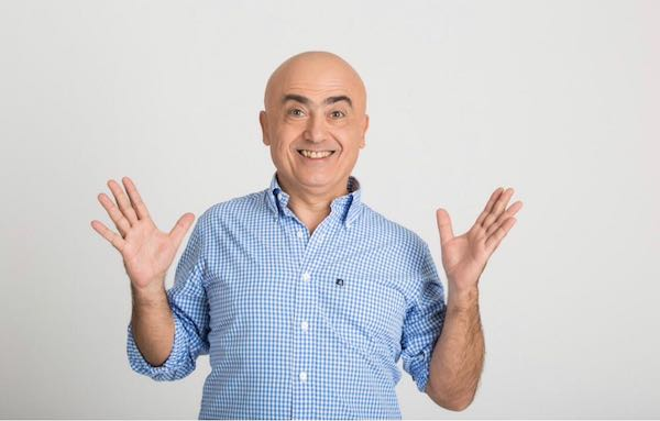 """Risate in Piazza della Repubblica con """"Paolo Cevoli Show"""""""