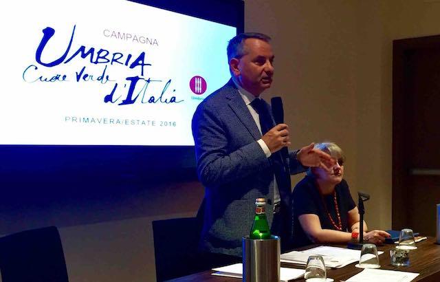 """Umbria ospite a Roma, al Concerto del Primo Maggio. Paparelli: """"Occasione per il turismo"""""""