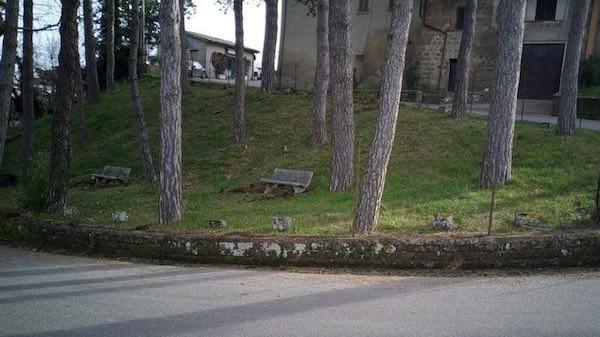 La minoranza lancia un appello contro l'eliminazione del Parco della Rimembranza