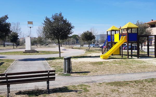 """""""Il Parco Rasetti non è degradato, invito tutti i cittadini a visitarlo"""""""