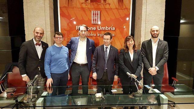 """Parlamentari della Lega alla manifestazione per dire no all'ampliamento de """"Le Crete"""""""