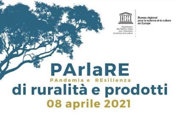 """La Riserva Mondiale della Biosfera Unesco del Monte Peglia partecipa al webinar """"Parlare di ruralità e prodotti"""""""