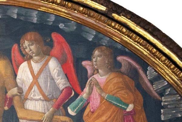 Iniziato lo studio dell'antica pala attribuibile a Girolamo di Benvenuto