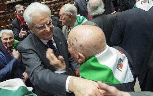 Mattarella: Liberazione è festa di libertà e speranza