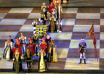 Orvieto, città del Corpus Domini. Arriva la Festa Medioevale e torna il Dramma Sacro