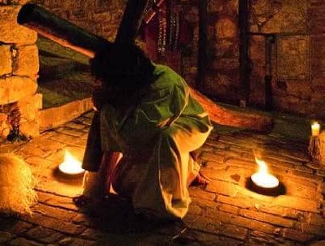 Entrano nel vivo i riti della Settimana Santa. Le celebrazioni nella Chiesa Collegiata