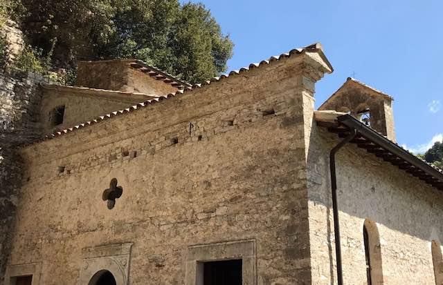 Quest'anno la Festa della Pasquarella non sarà celebrata al Santuario