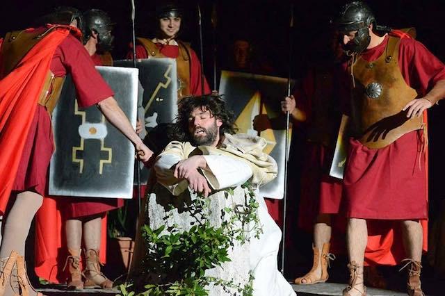 La Via Crucis di Montecchio raggiunge il secolo di vita