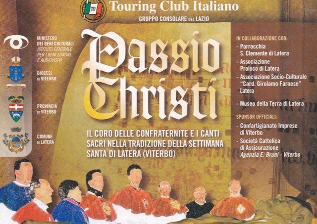 """Il Coro delle Confraternite chiude i """"Pomeriggi Touring"""""""