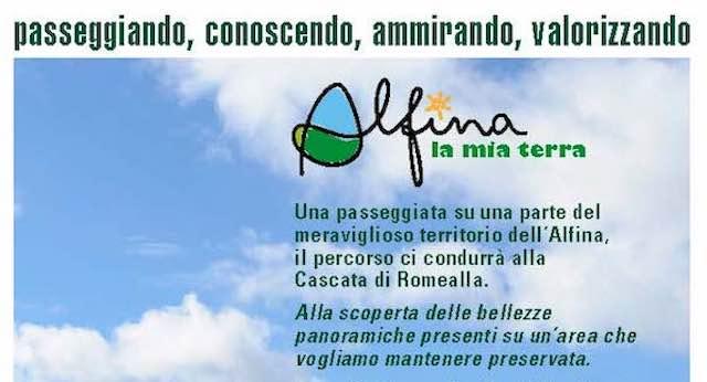 """Passeggiata sull'Alfina. """"Tutti in massa contro la biomassa di Castel Giorgio"""""""