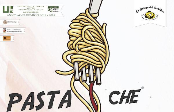 """""""Pasta, che passione!"""", rinviato l'incontro del laboratorio"""