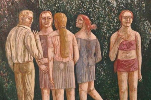 Mostra-omaggio al grande talento di Alessio Paternesi