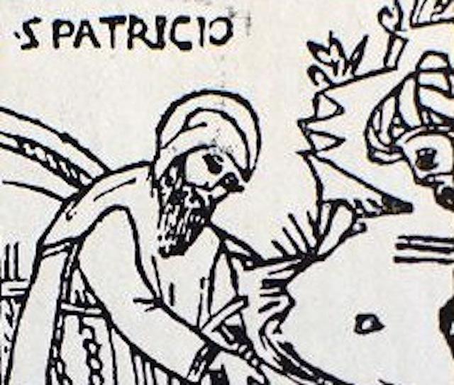 San Patrizio: il braccio destro di Dio