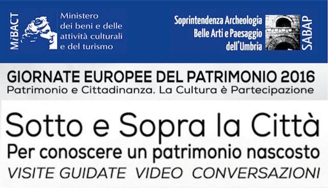 Giornate Europee del Patrimonio oggi e domani anche in Calabria